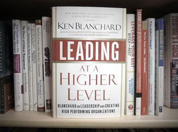 Leading At a Higher Level Çıktı!